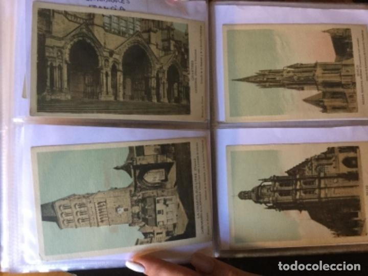 Postales: 10 series CASTILLOS DE FRANCIA - Coleccion de la Solución Pautauberge 122 postales en total - Foto 26 - 178105949
