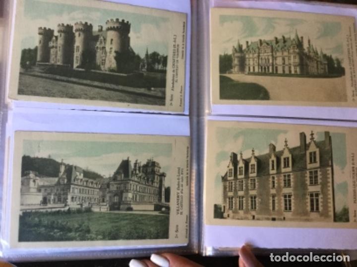 Postales: 10 series CASTILLOS DE FRANCIA - Coleccion de la Solución Pautauberge 122 postales en total - Foto 30 - 178105949