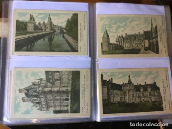 Postales: 10 series CASTILLOS DE FRANCIA - Coleccion de la Solución Pautauberge 122 postales en total - Foto 31 - 178105949