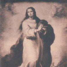 Postales: POSTAL MURILLO - LA INMACULADA CONCEPCION - MUSEO DEL PRADO - HAUSER 972. Lote 178268638