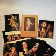 Postales: 16 POSTALES DE SALZILLO. Lote 178300802