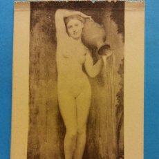 Postales: MUSÉE DU LOUVRE. INGRES (1780-1867). LA SOURCE. THE SPRING. NUEVA. Lote 178749407