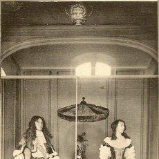 Postales: 6 ANTIGUAS POSTALES DEL MUSEE CARNAVALET. PARÍS. SIN CIRCULAR.. Lote 178778327