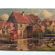 Postales: ANTIGUA TARJETA POSTAL ARTE - RAMMELT BURGER - ASM & S. № 620. Lote 178862691