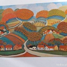 Postales: ANTIGUA TARJETA POSTAL - GALERÍA ATLAS DUBROVNIK - IVAN RABUZIN - MOŽĐENEC. Lote 178868768