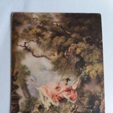 Postales: ANTIGUA TARJETA POSTAL - FRANGONARD - EL COLUMPIO - ITALIA. Lote 178868951