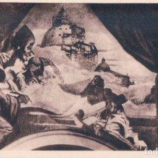 Postales: POSTAL VICH - CATEDRAL - LA CONFECCION DEL MISAL - J.M. SERT - ED MUMBRU - NUEVA - Nº 52. Lote 178895655