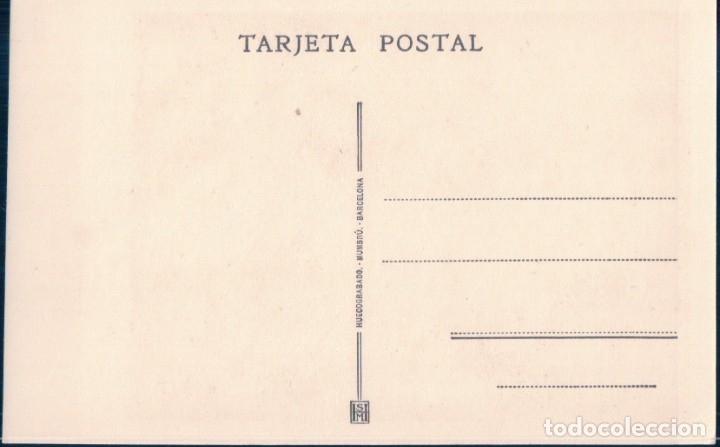 Postales: POSTAL VICH - CATEDRAL - LA CONFECCION DEL MISAL - J.M. SERT - ED MUMBRU - NUEVA - Nº 52 - Foto 2 - 178895655