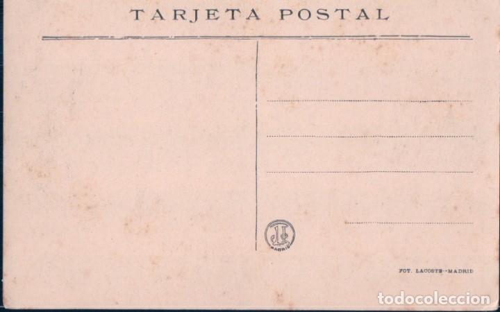 Postales: POSTAL MORENO CARBONERO - LA CONVERSION DEL DUQUE DE GANDIA 68 LACOSTE - Foto 2 - 179000157