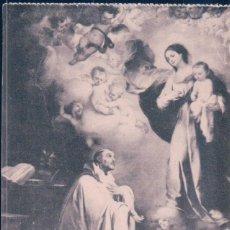 Postales: POSTAL MURILLO - SAN BERNARDO - M.DEL PRADO 98 LACOSTE. Lote 179100962