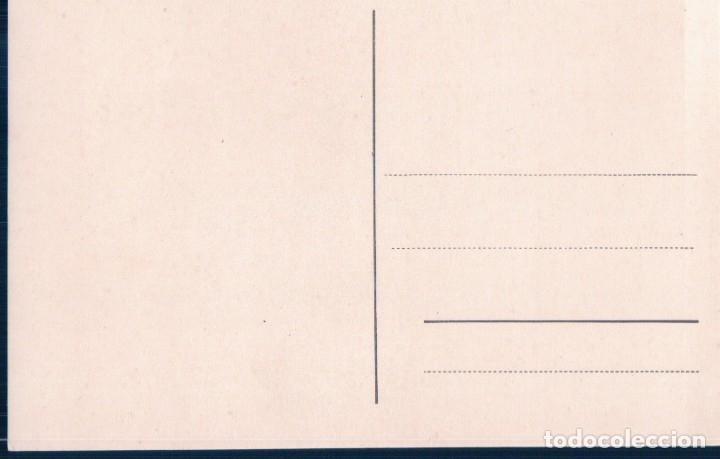 Postales: POSTAL MUSEO MUNICIPAL DE SAN SEBASTIAN. EL ESQUILEO EN ASTURIAS. ED. RESINES FOTO. - Foto 2 - 179329816