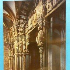 Postales: SANTIAGO DE COMPOSTELA. PÓRTICO DE LA GLORIA. NUEVA. Lote 179378095