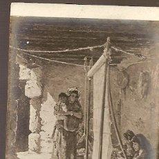 Postales: FRANCIA & GABES WEAVERS POR LUCAS ROBIQUET, SALÓN DE 1906, TÚNEZ, LOPES DE SEQUEIRA MODAS (1243). Lote 180274753