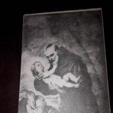 Postales: Nº 11930 POSTAL CUADRO SAN FELIX DE CANTALICIO MUSEO DE SEVILLA. Lote 180475562