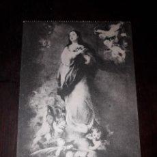 Postales: Nº 11943 POSTAL CUADRO MURILLO LA CONCEPCION MUSEO DE SEVILLA. Lote 180476838