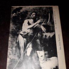Postales: Nº 11956 POSTAL CUADRO MURILLO SAN JUAN BAUTISTA MUSEO DE SEVILLA. Lote 180478008