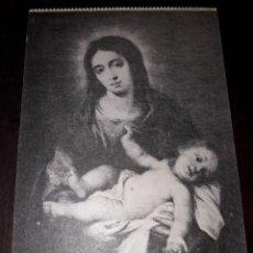 Postales: Nº 11958 POSTAL CUADRO UNA VIRGEN MURILLO MUSEO DE SEVILLA. Lote 180478177