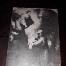 Postales: Nº 11959 POSTAL CUADRO MURILLO SAN FELIX DE CANTALICIO MUSEO DE SEVILLA. Lote 180478542