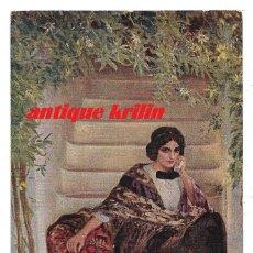 Postales: EDICIONES VICTORIA / COLL SALIETI Nº 5 LA LIOSA , PINTOR CARLOS VAZQUEZ . Lote 180886496
