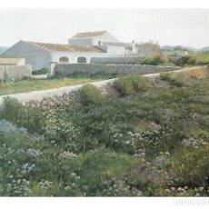 Postales: MENORCA (PINTURA DE JAUME REURER) 1990. Lote 182604523