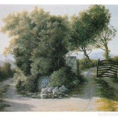 Postales: MENORCA (PINTURA DE JAUME REURER) 1990. Lote 182604646