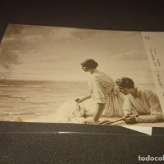 Postales: ANTIGUA POSTAL SALON LES MOUETTES, ,USADA, LEER DESCRIPCION. Lote 182817290
