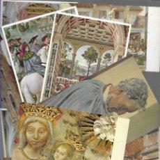 Postales: 90 POSTALES * ARTE * ( LOTE Nº 340). Lote 183324497