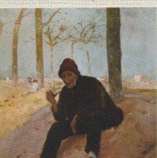 Postales: (16) POSTAL DE ARTE. .. JOAQUIN MIR .. SOL Y OMBRA . Lote 183499880