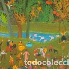 Postales: POSTAL DE ARTE ... OLGA DE CHICA. CHILDREN'S DAY .. NUEVA. Lote 183604313