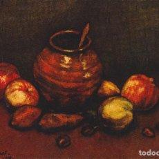 Postales: POSTAL OBRA DE ISIDRO NONELL ( 1873-1911) BODEGÓN – ESCUDO DE ORO Nº 2 – S/C. Lote 183712982
