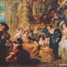 Postales: POSTAL OBRA DE P.P. RUBENS (1577-1640) EL JARDIN DEL AMOR – ARLIT EDICIONES Nº 5021 – S/C. Lote 183713068