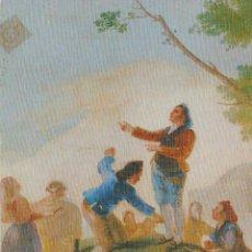 Postales: POSTAL OBRA DE F. GOYA (1746 -1828) LA COMETA – ARLIT EDICIONES Nº 5005 – S/C. Lote 183715500
