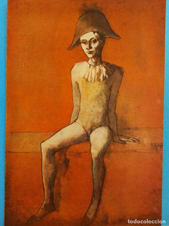 CROMO Nº 262. EL MUNDO DE LA PINTURA. DIFUSORA DE CULTURA S.A. (Postales - Postales Temáticas - Arte)