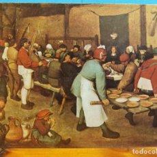 Postales: CROMO Nº 89. EL MUNDO DE LA PINTURA. DIFUSORA DE CULTURA S.A.. Lote 184933371