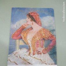 Postales: GOYESCA - CARLOS VÁZQUEZ - S/C. Lote 185952858