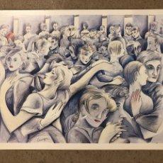 """Postales: CEESEPE """"CAFÉ DE PARÍS"""". POSTAL SIN CIRCULAR SOMBRAS EDICIONES 1986, N° 62.. Lote 190554042"""