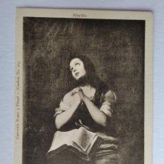 Postales: POSTAL LA MAGDALENA MURILLO COLECCIÓN ROMO Y RUSSELL CUADROS 213. Lote 191292463