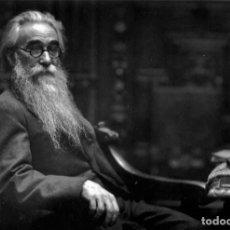 Postales: POSTAL DE RAMÓN MARÍA DEL VALLE-INCLÁN. TEMA: ESCRITOR.. Lote 192011262