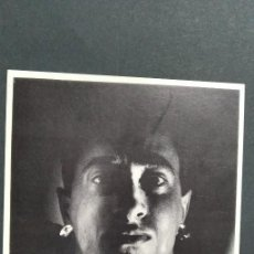 Postales: ANGEL CABRERA - GALERIA SEPCTRUM ZARAGOZA- TARJETA POSTAL ARTEA8. Lote 192473856