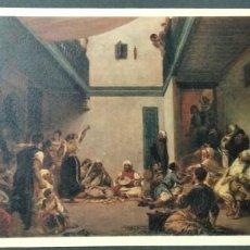 Postales: 28 E DELACROIX - NOCE JULVE AU MAROC - LOUVRE- TARJETA POSTAL ARTEA8. Lote 192476211
