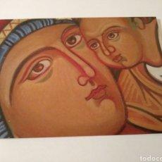 Postales: POSTAL EXPOSICIÓN JUAN JOSÉ DE JULIÁN, OBRA SOCIAL Y CULTURAL CCM. Lote 192504443