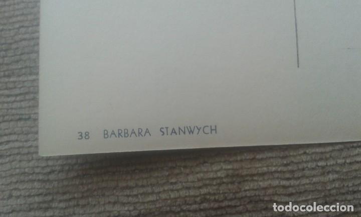 Postales: POSTAL BARBARA STANWYCH. 38. - Foto 14 - 192786048