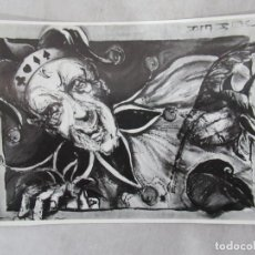Postales: ACES - AN ART EXHIBITION BY LINDA L. UPHOFF - POSTAL S/C. Lote 194193337