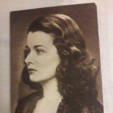 Postales: POSTAL ANTIGUA DE JOAN BENNET ACTRIZ. Lote 194237557