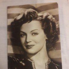 Postales: ANTIGUA POSTAL MARTHA O' DRISCOLL ACTRIZ. Lote 194237795