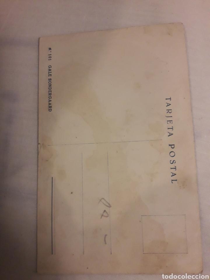 Postales: Postal antigua Gale Sondergaard - Foto 2 - 194238038