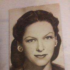Postales: POSTAL ANTIGUA GALE SONDERGAARD. Lote 194238038