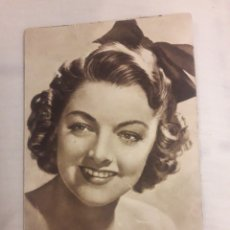 Postales: ANTIGUA POSTAL MYRNA LOY. Lote 194238226