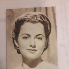 Postales: POSTAL ANTIGUA OLIVIA DE HAVILLAND. Lote 194238303
