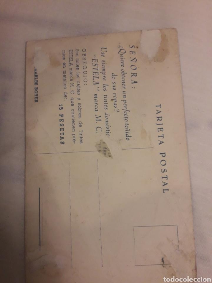 Postales: Postal antigua Charles Boyer - Foto 2 - 194238403